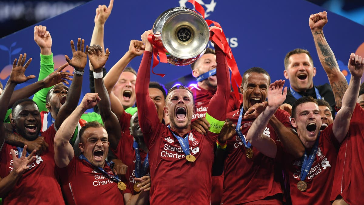 Champions League Sender