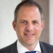 Philipp Zgraggen ist neu in der erweiterten Konzernleitung von Fenaco. (Bild: PD)
