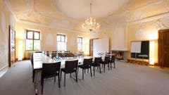 Die individuellen Seminarräume überzeugen mit moderner Infrastruktur. (Bild: PD)
