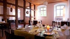 Die marktfrische Küche geniesst der Gäst in stilvollem Ambiente. (Bild: PD)