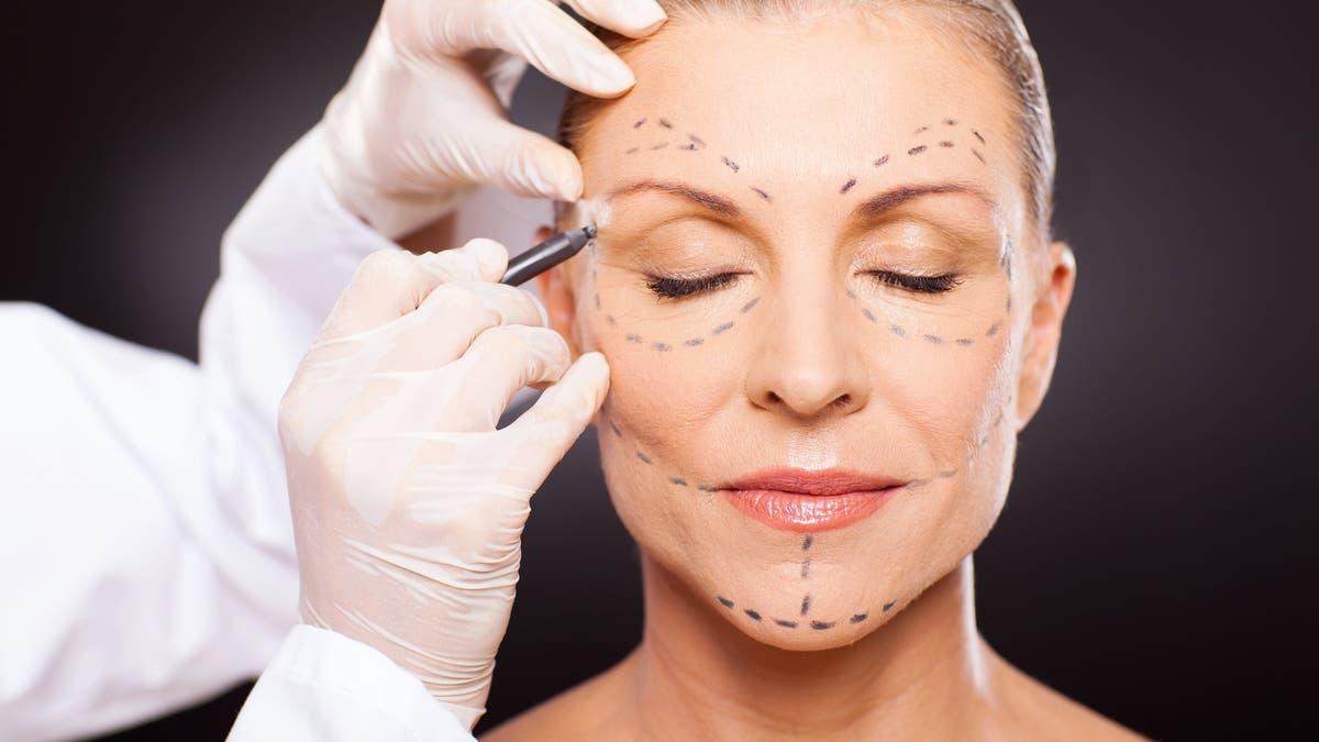 Plastische Chirurgie - Schönheitsoperationen wegen Skype