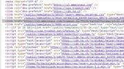 Im Quellcode von www.tg.ch ist ersichtlich, dass die Schrift von eine Amazon-Server geladen wird. (Printscreen: Silvan Meile)