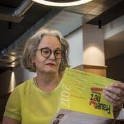 Silvia Galli Aepli ist Präsidentin des Frauennetzes und sitzt im HEV-Vorstand. (Bild: Hanspeter Schiess (12. April 2017))
