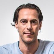 Flavio Agosti ist heute CEO des von ihm mitbegründeten Modelabels Rubirosa. (Bild: Benjamin Manser)