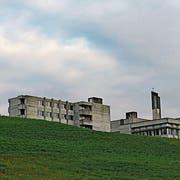 Die Gebäude des ehemaligen Missionarsseminars der Heiligen Familie. (Bild: Nadia Schärli, Ruswil, 2. Mai 2016)