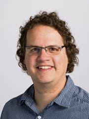 Sportredaktor Martin Probst.