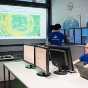Der Schweizerische Erdbebendienst registrierte in der Nacht auf Dienstag in der Grenzregion Bodensee verschiedene spürbare Erdstösse. (Bild: KEYSTONE/ENNIO LEANZA)