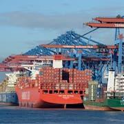 Können die Länder wegen des Handelsstreits aufatmen? Symbolbild. (Bild: Keystone)