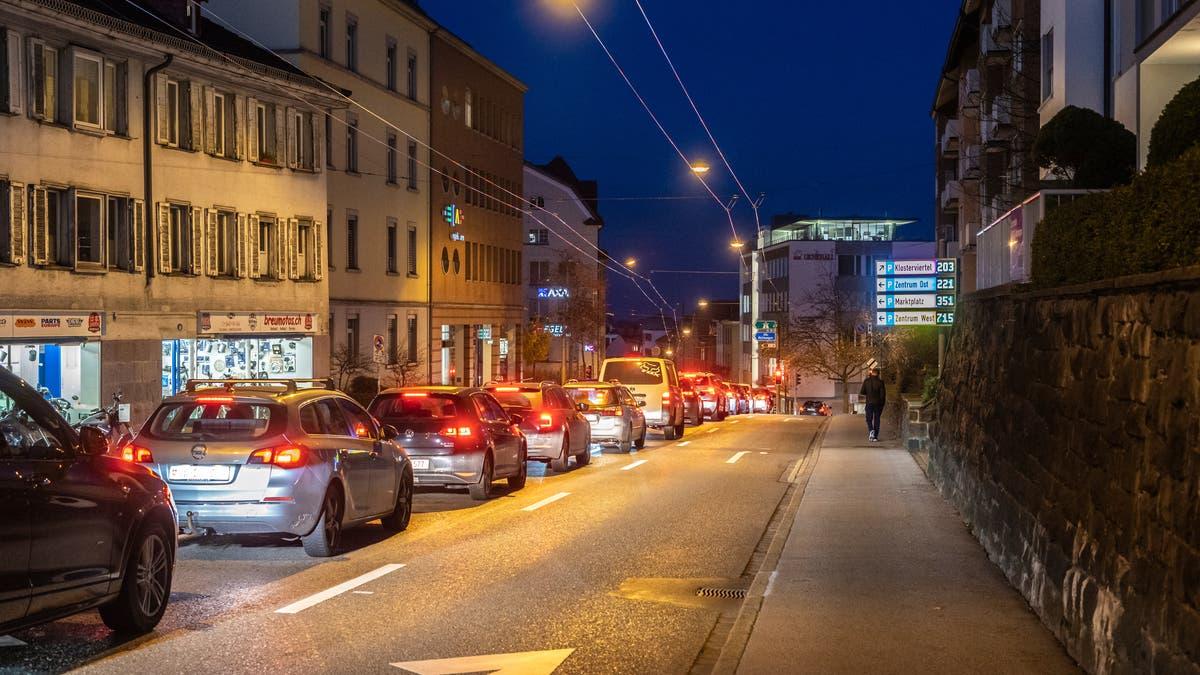 «Wir bringen uns in Stellung»:St.Galler Teilspangen-Komitee vernetzt sich mit anderen Autobahngegnern und will von ihnen siegen lernen | St.Galler Tagblatt