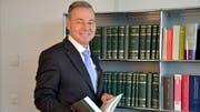 Rudolf Strehler aus Aadorf ist Fachanwalt für Haftpflicht- und Versicherungsrecht. (Bild: PD)