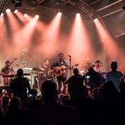2017 heizten Dabu Fantastic dem Publikum am Sommernacht-Festival ein. Auch das aktuelle Programm klingt vielversprechend. Bild: PD