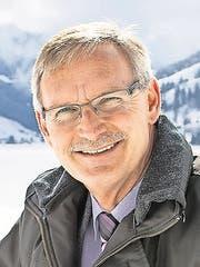 Schwyzer Regierungsrat Andreas Barraud. (Bild: PD)