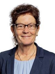 Heidi Scherer, FDP-Kantonsrätin Meggen