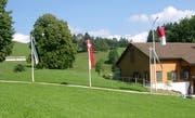 Schützenstand Schiessegg in Schlatt-Haslen. Bild: pd