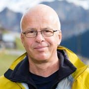 Christof Hirtler aus Altdorf ist Kolumnist der Urner Zeitung. (Bild: PD)