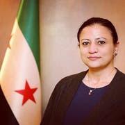 Die syrische Oppositionspolitikerin Dima Moussa. (Bild: PD)