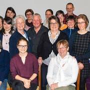 Die Mitarbeiterinnen und Mitarbeiter der Ludothek Frauenfeld. (Bild:PD)