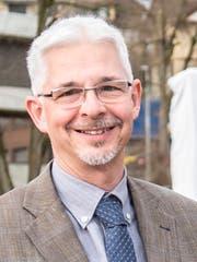 Schulpräsident Urs Blaser (Bild: Urs Bucher)