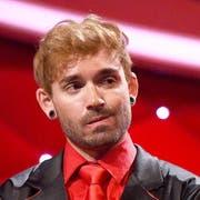 Der frühere Teenie-Star und Sänger Daniel Küblböck wird auf einer Kreuzfahrtreise vermisst. (Bild: Keystone)