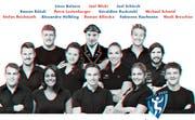 Das aktuelle «Unsere Helden»-Team. (Bild: PD)