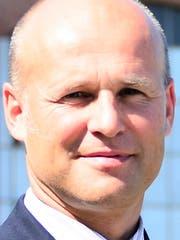 Stadtpräsident Andreas Balg