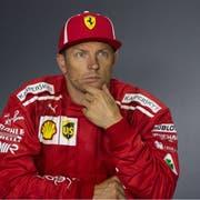 Kimi Räikkönen. (Bild: Imago)