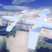 Drohnen der Grösse einer Qasef-2K fliegen mehrere hundert Kilometer weit. (Bild: zvg)