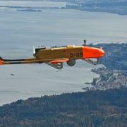 Eine Drohne der Schweizer Luftwaffe kann auch die Arbeit des Grenzwachtkorps unterstützen. (Bild: PD)