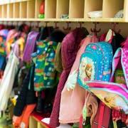 Prävention spielt auch in Kindertagesstätten eine wichtige Rolle. (Symbolbild: Keystone)