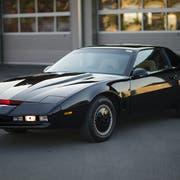 KITT - der Pontiac von Knight Rider. (Bild: KEY)