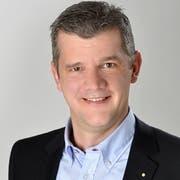 Reto Mock, Fraktionspräsident der CVP Gossau-Arnegg. (Bild:PD)