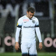 Johan Vonlanthen wurde beim FC Wil per sofort suspendiert. (Archivbild:Gian Ehrenzeller/Keystone)