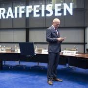 Der ehemalige Raiffeisen-Chef Pierin Vincenz.