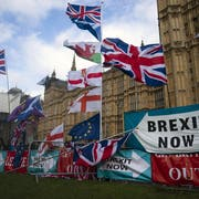 Brexit oder nicht? Das ist hier die Frage. (Bild: Keystone)