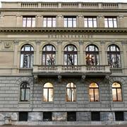 Die jungen IS-Reisenden mussten sich vor dem Winterthurer Bezirksgericht verantworten. (Archivbild: Walter Bieri/Keystone)