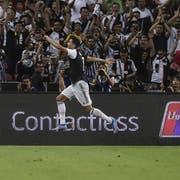 Wohin fliegen Juventus und Ronaldo? (Bild: key).