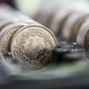 Swissmem rechnet mit einer neuerlichen Frankenaufwertung. (Bild: Alex Spichale)