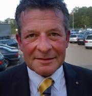 Erwin Scherrer, Verwaltungsratspräsident der Raststätte Thurau AG. (Bild: Thomas Griesser)