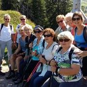 Am letzten Vereinsausflug der Frauenriege Diessenhofen im vergangenen Herbst nahm noch ein Dutzend Frauen teil. (Bild: PD)