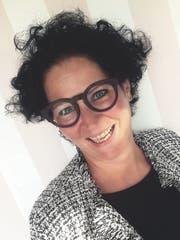 Hatte beim 1. Wahlgang am meisten Stimmen geholt: die parteilose Melanie Casanova (44). (Bild: PD)