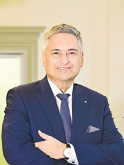 Regierungsrat Guido Graf, Gesundheits-, Sozial- und Sportdirektor Kanton Luzern