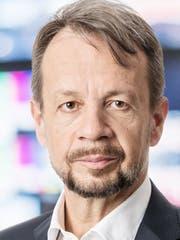 Gilles Marchand, Generaldirektor der SRG