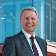 CPH-CEO Peter Schildknecht. Bild: Dominik Wunderli (Perlen, 26. Februar 2019)