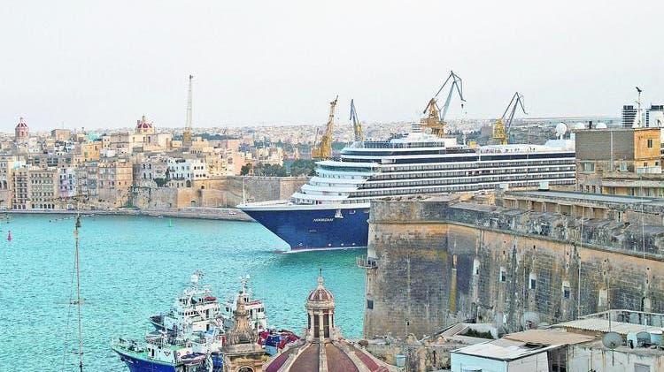 Malta Wetter Im März