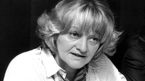 Ines Torelli ist gestorben (August 2019) (Bild: Keystone)