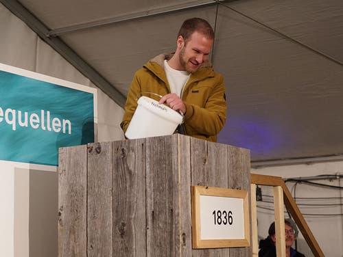 Pirmin Reichmuth, Junior Chef Eccocoach (Bild pd/Kuno Scheuber, Alpnach, 14. Januar 2019)