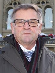 Ständerat Isidor Baumann. (Bild: Elias Bricker)