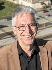 Stadtrat Markus Fischer strebt seine vierte Amtsperiode an.