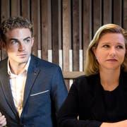 «#elsenernotfunny» twittert FDP-Nationalrätin Christa Markwalder nach der ersten Folge der neuen SRF-Satiresendung. (Bild: Manuela Jans-Koch, Keystone)