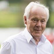 Köbi Kuhn: In seiner Anfangszeit beim FC Wiedikon habe ihn ein Kollege missbraucht, der noch lange für den Klub tätig war. (Archivbild: Keystone)